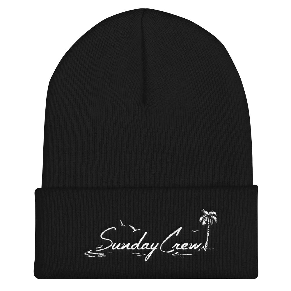 Sunday Crew Winter Cuffed Beanie