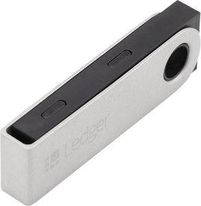 Ledger Nano S hardware wallet