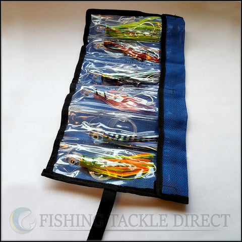 "OEM Rigged Pusher Lures 140mm (5.5"") - 6 Pack"