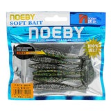 NOEBY Scented Soft Bait 100mm in its packaging