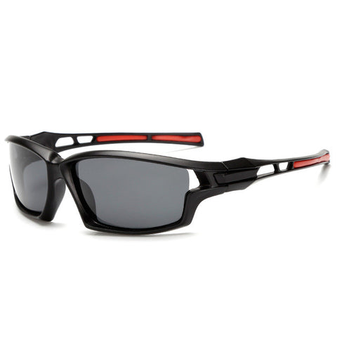 Full View of the RUISIMO Polarized Sunglasses Color JY1002C2