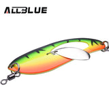 ALLBLUE Fifths Temptations (Spoon Lure) Green-Orange
