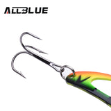 ALLBLUE Fifths Temptations (Spoon Lure) Treble Hook
