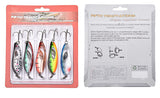 ALLBLUE Fifths Temptations (Spoon Lure) 5 Pack Packaging Front and Back View