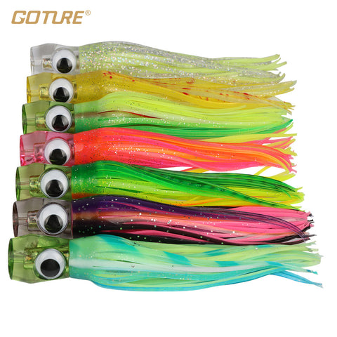 "GOTURE Pusher Lures 175mm (7"") - 7 Pack"
