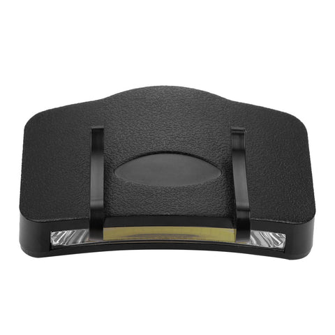 Ultra Bright Clip-On COB 200LM LED Cap Light Head Lights Hands-free Hat Clip Lamp Steady ON