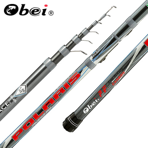 Obei Polaris Telescopic Portable Bolo Fishing  Rod