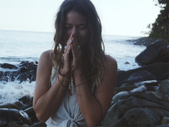 Japa Mala meditation with Mala Beads : Ava Jewels
