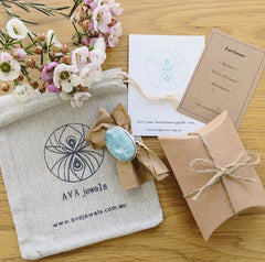 Ava Jewels Packaging