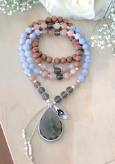 Gentle Warrior Mala