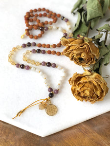 Autumn Woman | The Maga Mala