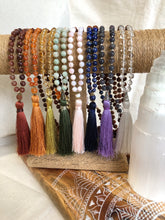 """I AM CONNECTED"" Third Eye Chakra Mala"