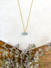 Petite Points | Double Terminated Gemstone Necklace