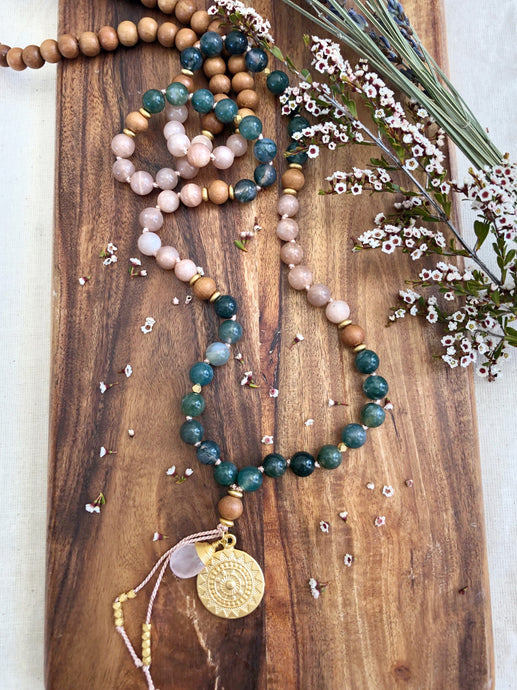 Flourish & Thrive Mala