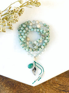 Rivers of Change Mala