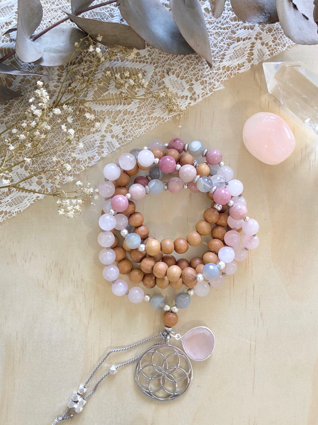 Heavenly Heart Mala