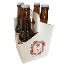 Apple Cider - Spiced - Bottle Fermented 330 ml -4 pack (4 bottles)