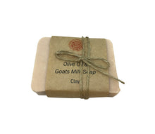 Olive Oil and Goats Milk Soap