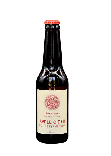 Apple Cider - Dry  2015 Bottle Fermented 330 ml -4 pack (4 bottles) - Bronze Medal 2017 Australian Cider Show
