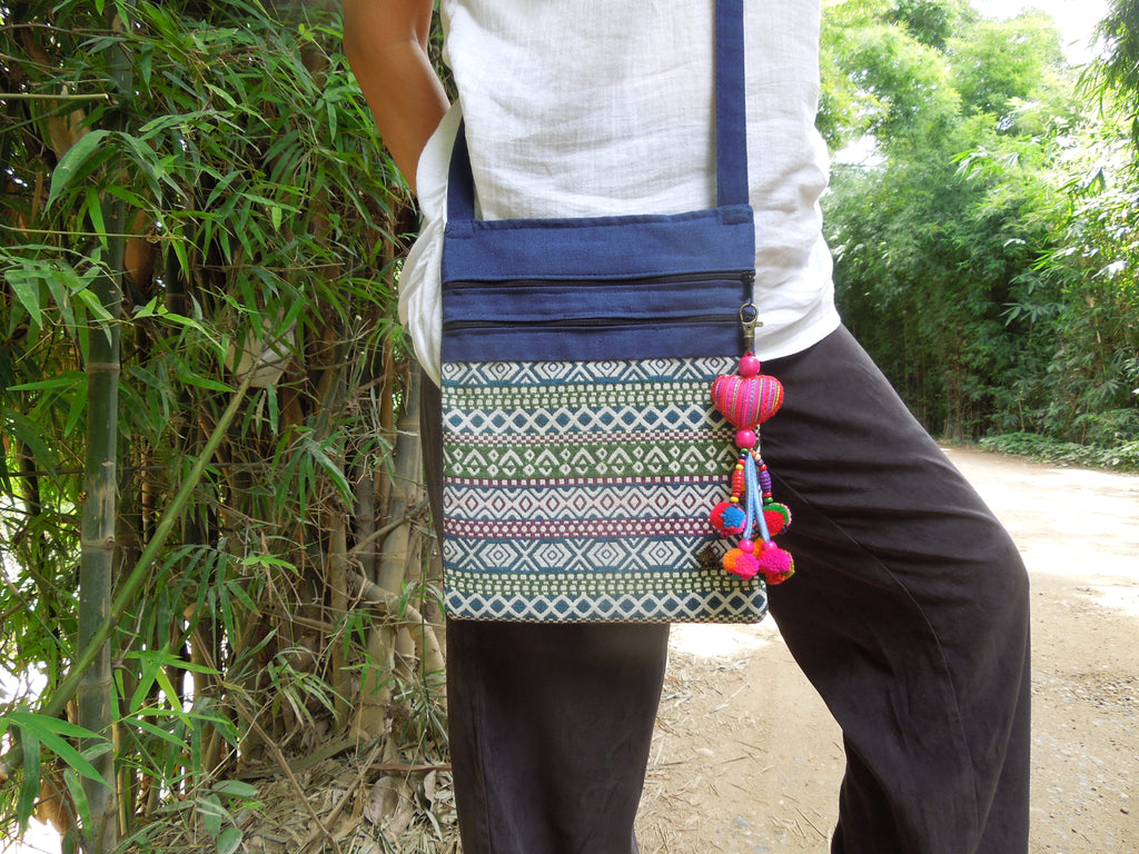 Tribal Love Crossbody Bag