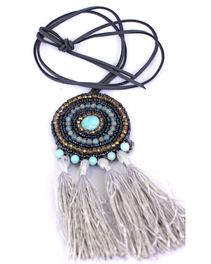 Lucky Tribal Necklace