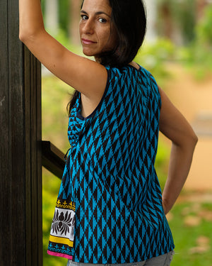 Max Tribal Blouse