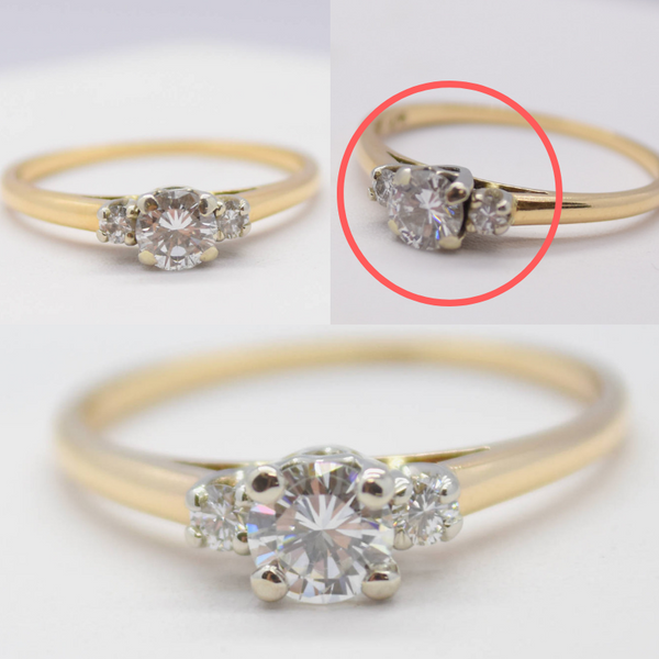 jewellery repair rings retipped