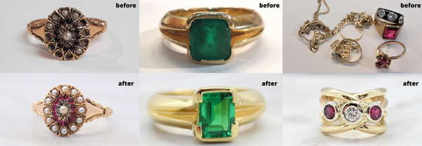 jewellery restore and recreate winnipeg