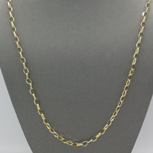 "18"" Cable Chain Necklace in 10K Yellow Gold"