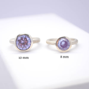 Lavender Lollipop Ring