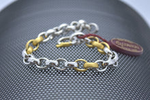 two tone gold bracelet sutton smithworks