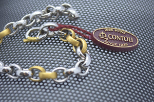 italian yellow gold bracelet sutton smithworks