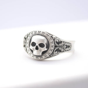 silver reaper ring