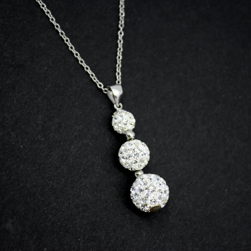 Crystal Ball Necklace
