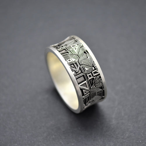 circuit board ring sutton smithworks