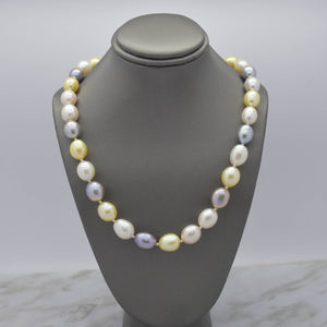 Colourful Freshwater Pearl Necklace