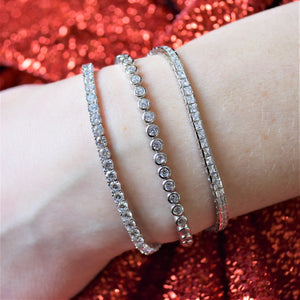 tennis bracelets - sutton smithworks winnipeg