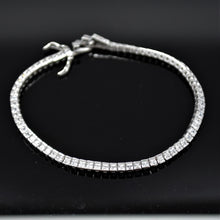 princess cut tennis bracelet - sutton smithworks winnipeg