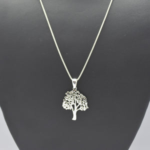 Dotted Tree Necklace