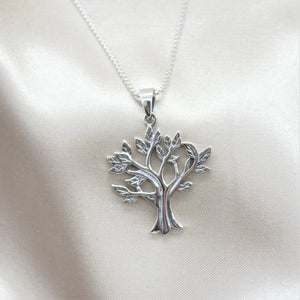 Olive Tree Necklace