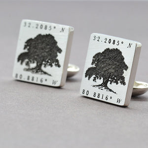 Photo Cuff Links