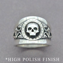 the pirate skull ring