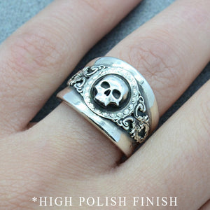 the small grim reaper ring