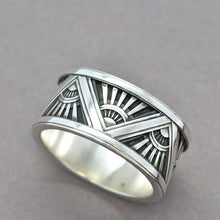art deco ring