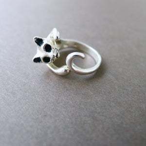 ring for cat lady