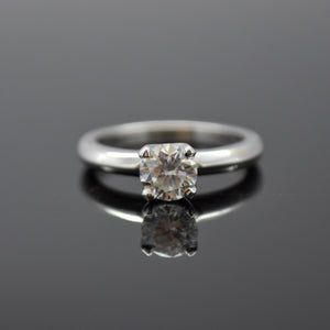 moissanite engagement ring winnipeg