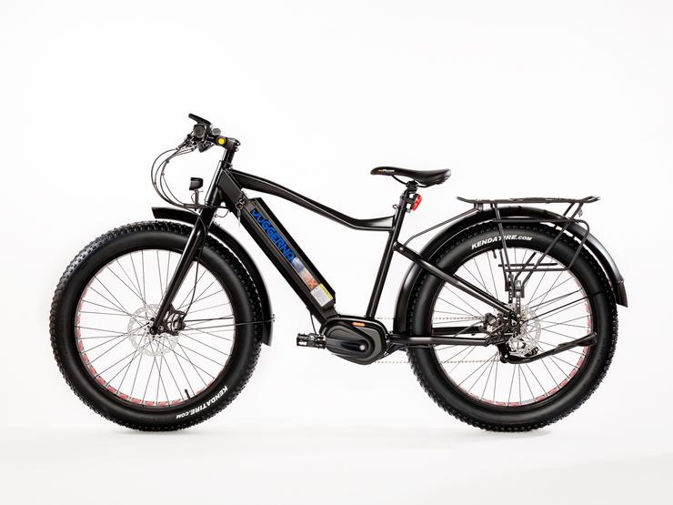 Biktrix Spotlight: The Juggernaut MX Electric Fatbike
