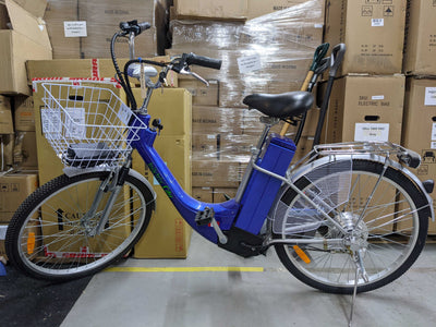 Biktrix City Bike - Blue #2