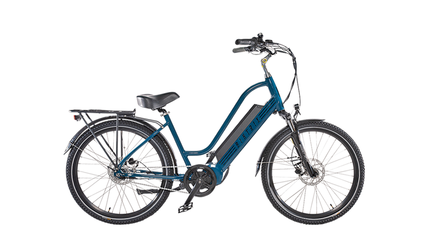 Biktrix Stunner Step Thru Electric Cruiser Bicycle