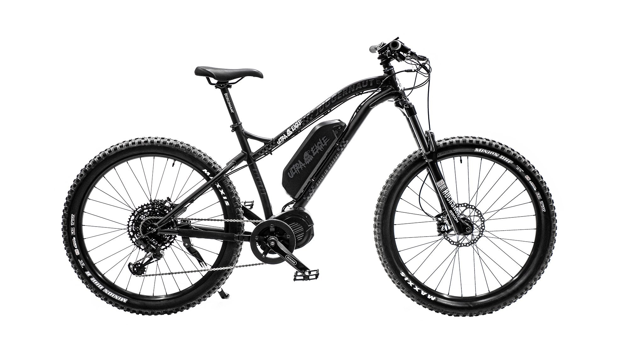 Biktrix Juggernaut Ultra Eagle Electric Bike